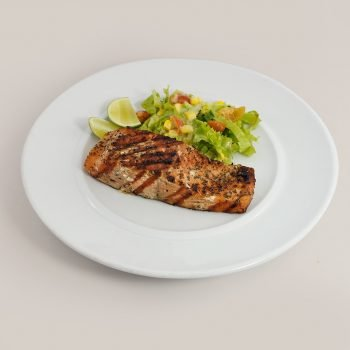 Salmon Parrilla